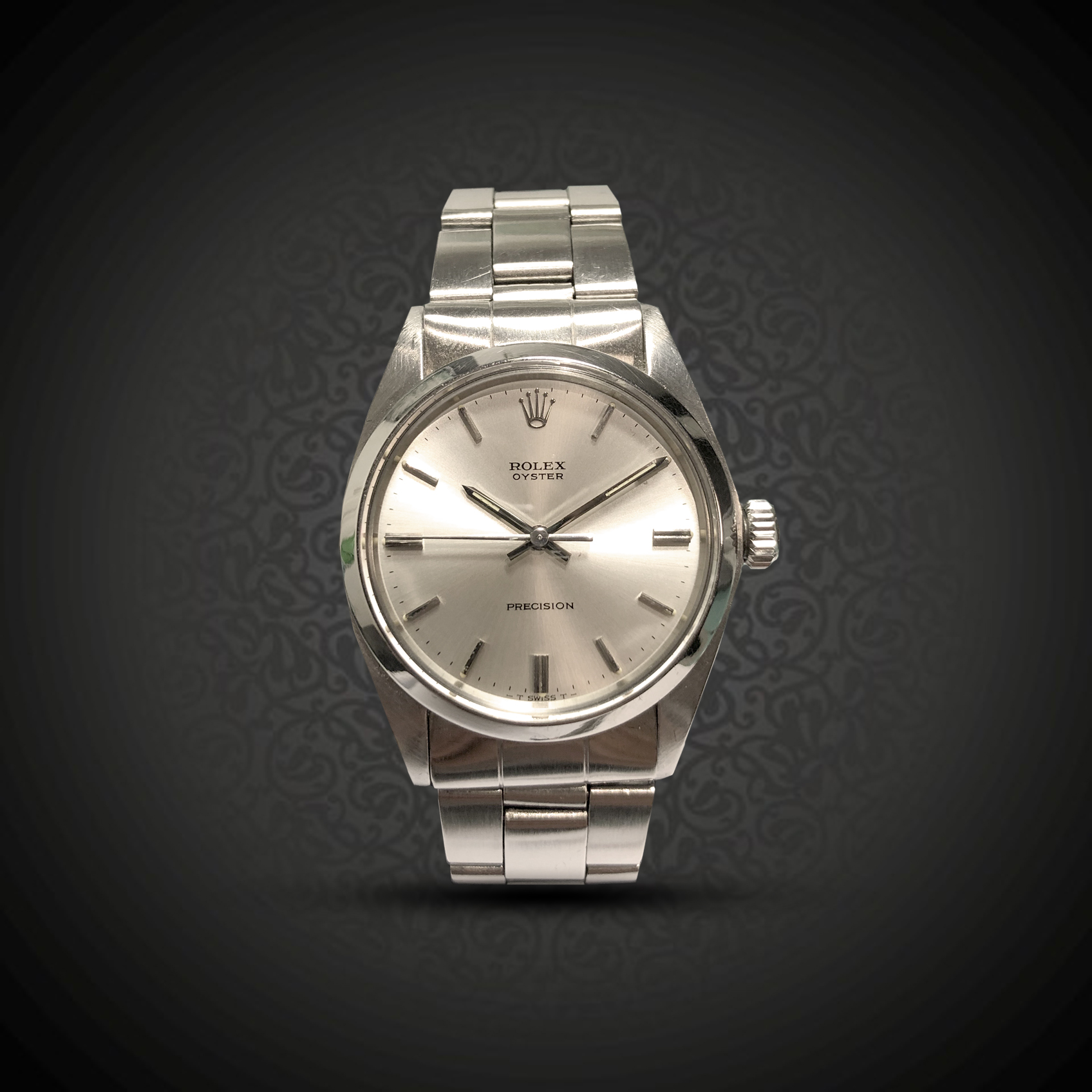 Preowned Rolex Oyster Precision