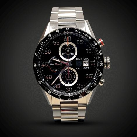 preowned Tag Heuer carrera CAR2A10-0