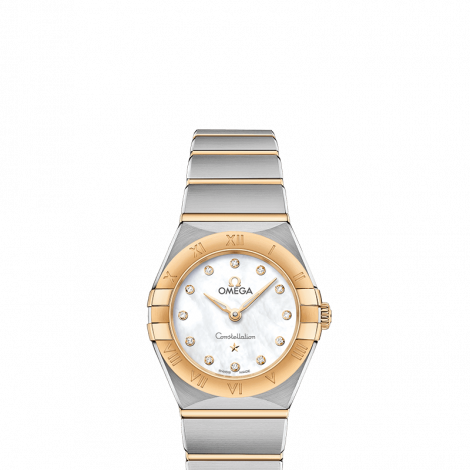 Omega Constellation Manhattan 25mm 131.20.25.60.55.002
