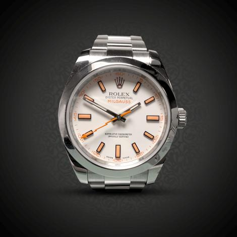 Preowned Rolex Millgaus 116400