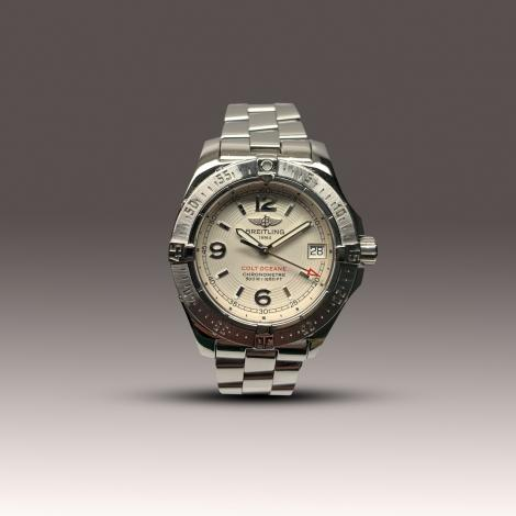 Preowned Breitling Colt Oceane A77380